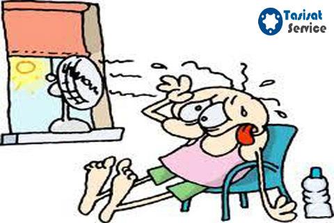 مقاومت گرمایی کولر