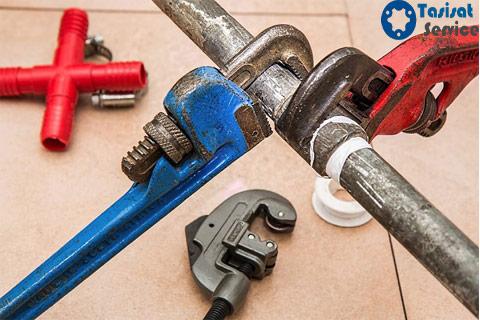 تعمیرات لوله کشی گاز ساختمان و صنعتی و تعمیر رایگان دوباره