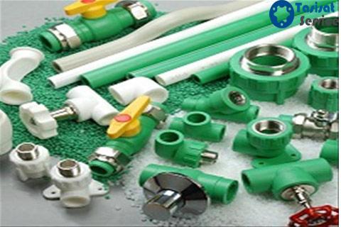 اتصالات لوله سبز یا سفید