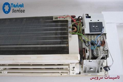 تعمیر کولر گازی جنوب تهران